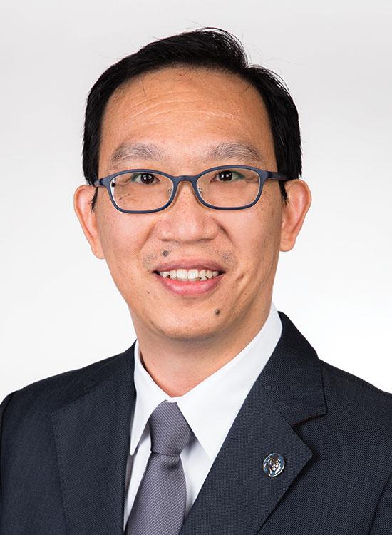 Fullerton Health   Management Team - Alvin Lim